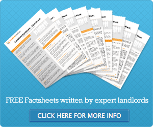 landlord fact sheets