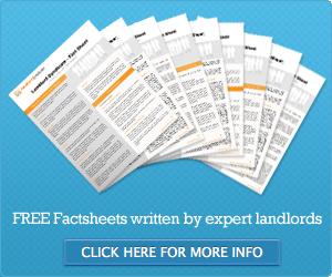 landlord fact sheets
