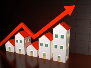 How is the shortage of new properties affecting the buy to let market?